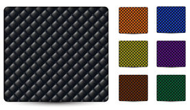Leather pattern Stock Images