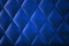 Leather Pattern Royalty Free Stock Photography