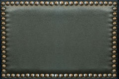 Leather pattern with knobs,Texture for Background Royalty Free Stock Photo
