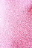 Leather pink Stock Photo