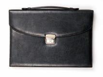 Leather portfolio Royalty Free Stock Image