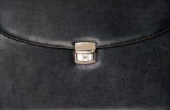 Leather portfolio Royalty Free Stock Photography