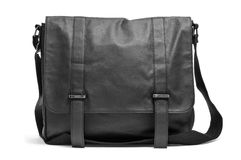 Leather purse Stock Photo
