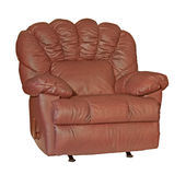 Leather Recliner Royalty Free Stock Photos