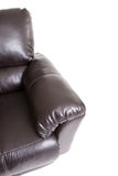Leather recliner Royalty Free Stock Photography