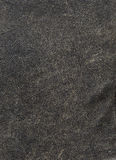 Leather, Rugged. A close-up of the rugged texture of a leather jacket Stock Photo