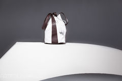 Leather sac Royalty Free Stock Photography