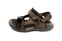 Free Leather Sandal Royalty Free Stock Image - 13537016