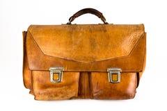 Leather satchel Royalty Free Stock Image