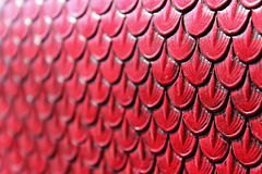 Leather scales pattern Stock Photo