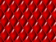 Leather seamless background. Stock Images