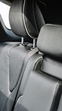 Leather seats cars Stock Photography