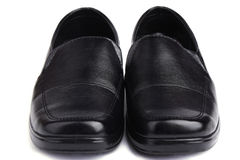 Leather shoe Royalty Free Stock Photos