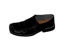 Leather Shoe Royalty Free Stock Image