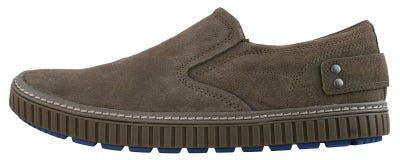 Leather shoe Stock Image