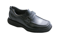 Leather Shoe Royalty Free Stock Photography