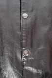 Leather with snaps Royalty Free Stock Photo