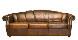 Free Leather Sofa Royalty Free Stock Image - 11042446