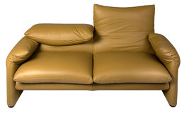 Leather Sofa royalty free stock photo