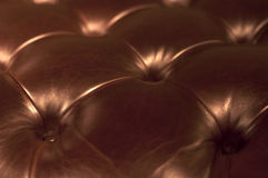 Leather Sofa Stock Photography