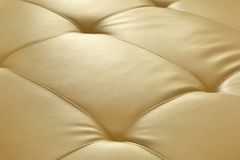 Leather sofa textures Royalty Free Stock Photography