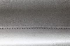 Leather stitch Stock Images