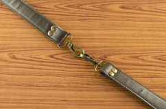 Leather strap Stock Photography
