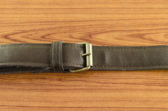 Leather strap Stock Photo