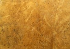 leather surface Stock Photography