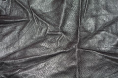 Leather texture. Wrinkled genuine leather. texture background photo taken on 20.03.2010 stock image