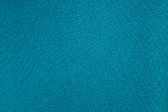 Leather texture. Photo of a Leather texture turquoise Royalty Free Stock Image