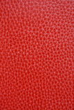 Leather texture. Closeup of leather texture (frontal shot royalty free stock image