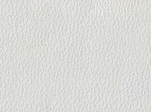 Leather texture. White leather texture close up Royalty Free Stock Photography