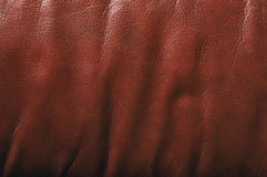 Leather texture, background Royalty Free Stock Photos