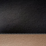 Leather texture background Stock Photography