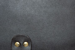 Leather texture for background Royalty Free Stock Images