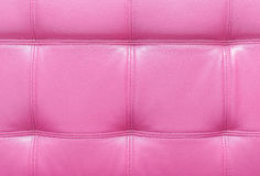 Leather texture background. Dark pink leather texture abstract background with seam line Stock Photos