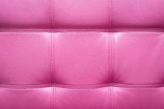 Leather texture background. Dark pink leather texture abstract background with seam line Royalty Free Stock Image