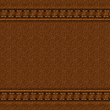 Leather texture background royalty free illustration