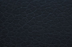 Leather Texture. Black leather texture detail royalty free stock images