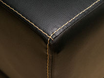 Leather texture close-up royalty free stock images