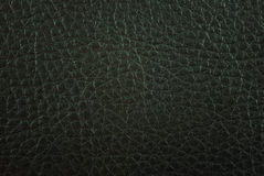Leather Texture. Dark leather texture for background Stock Image