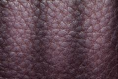 Leather texture or leather background for fashion furniture interior exterior decoration concept design.  Stock Photography