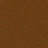 Leather texture. Seamless pattern with leather texture royalty free illustration