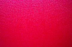 Leather texture series. The cortex of the bifurcation of the red and purple veins Stock Photography