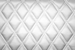 Leather texture White color Royalty Free Stock Photos