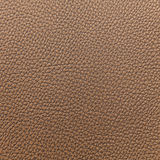 Leather textured. Brown Leather textured the background Royalty Free Stock Photography