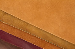 Leather textures Royalty Free Stock Image