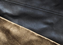 Leather textures material Stock Photography