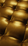 Leather upholstery. Sofa, chair or wall Royalty Free Stock Photography
